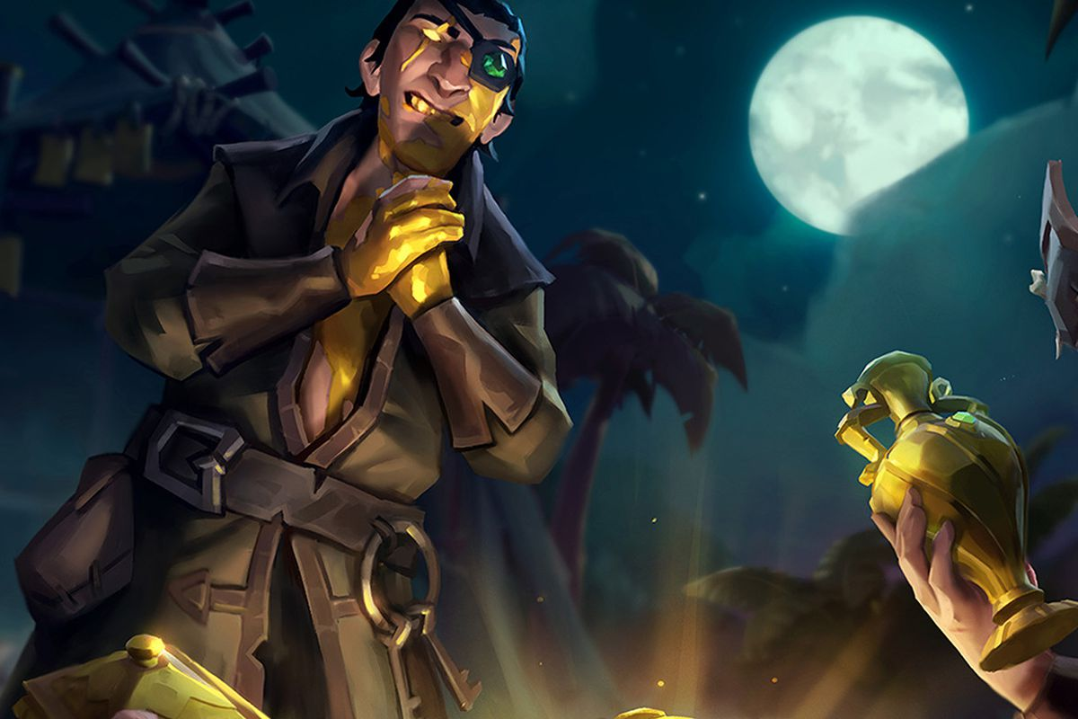 Sea of Thieves Won't Have a Character Creator
