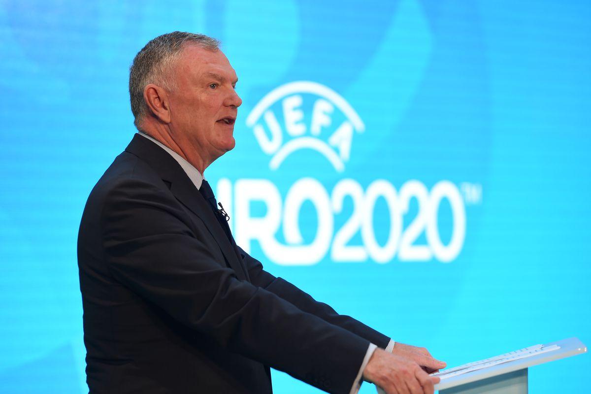 UEFA EURO 2020 launch