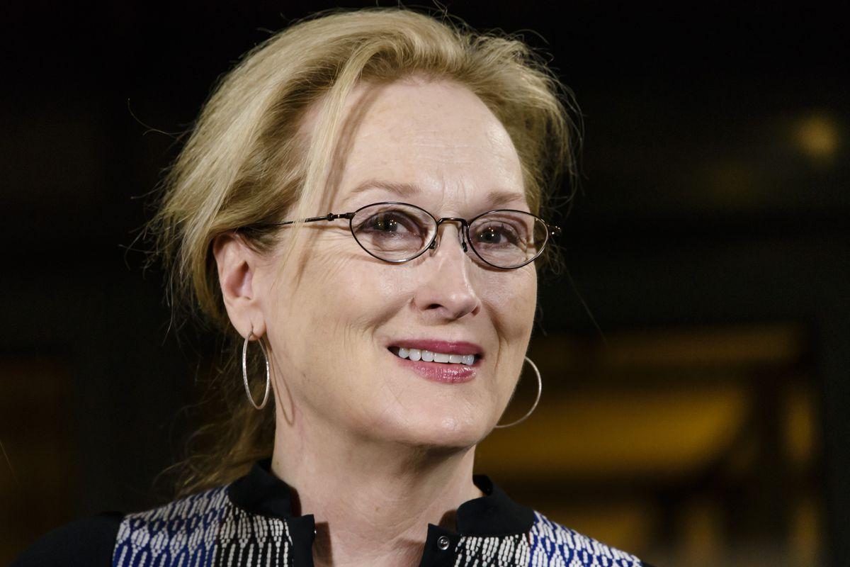 Meryl Streep attends the International Jury photo call during the 66th Berlinale International Film Festival Berlin at Hotel Mandala on February 10, 2016 in Berlin, Germany.