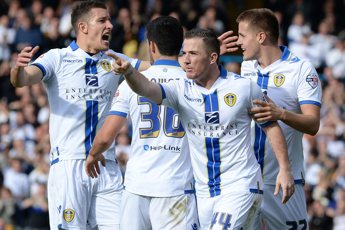 I see you, Ross McCormack. I see you.