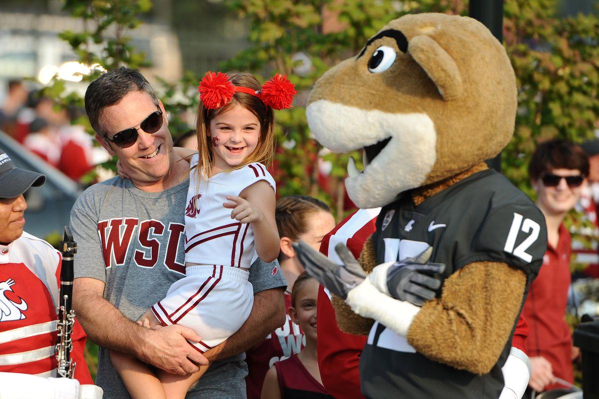 NCAA Football: Montana State at Washington State