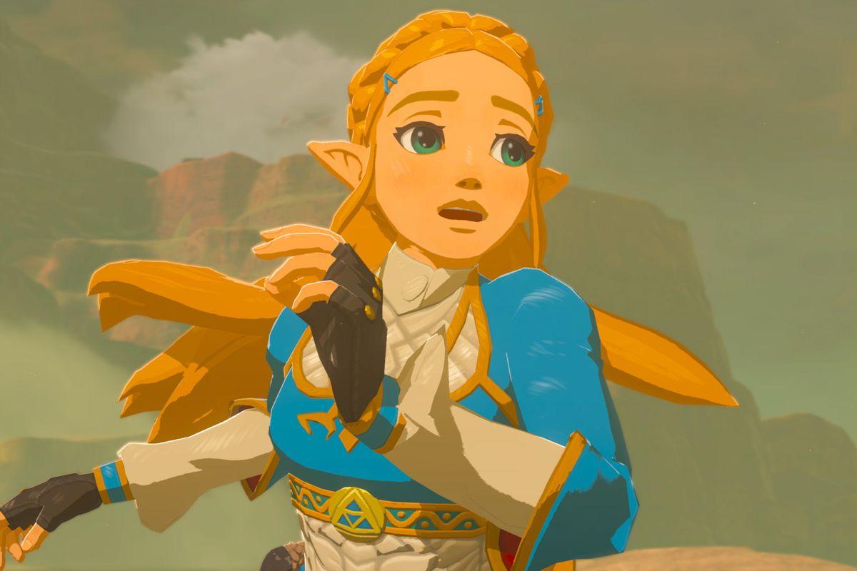 Nintendo S Scrapped Legend Of Zelda Concepts Are Wild Polygon