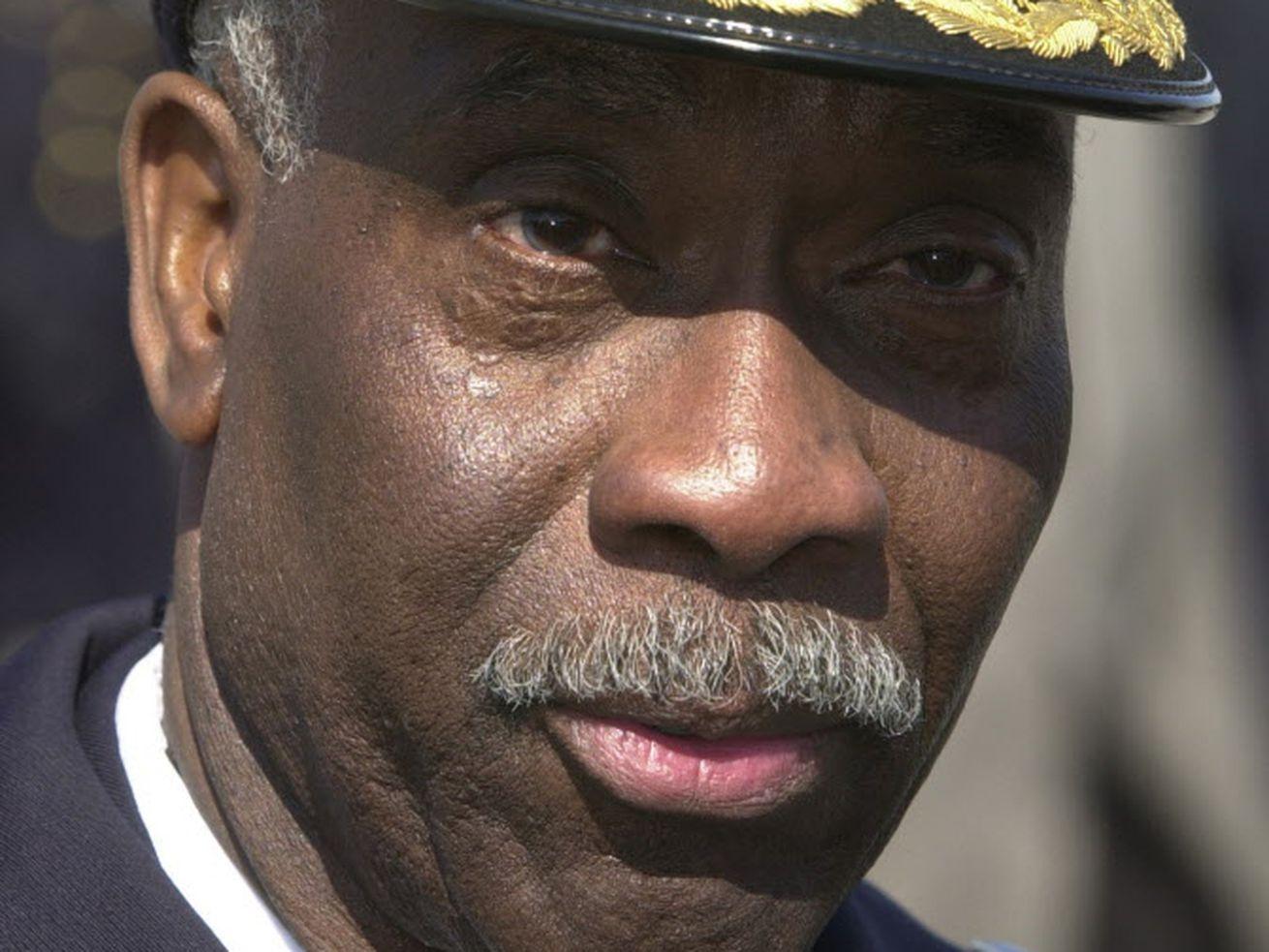 Former Chicago Police Supt. Terry Hillard