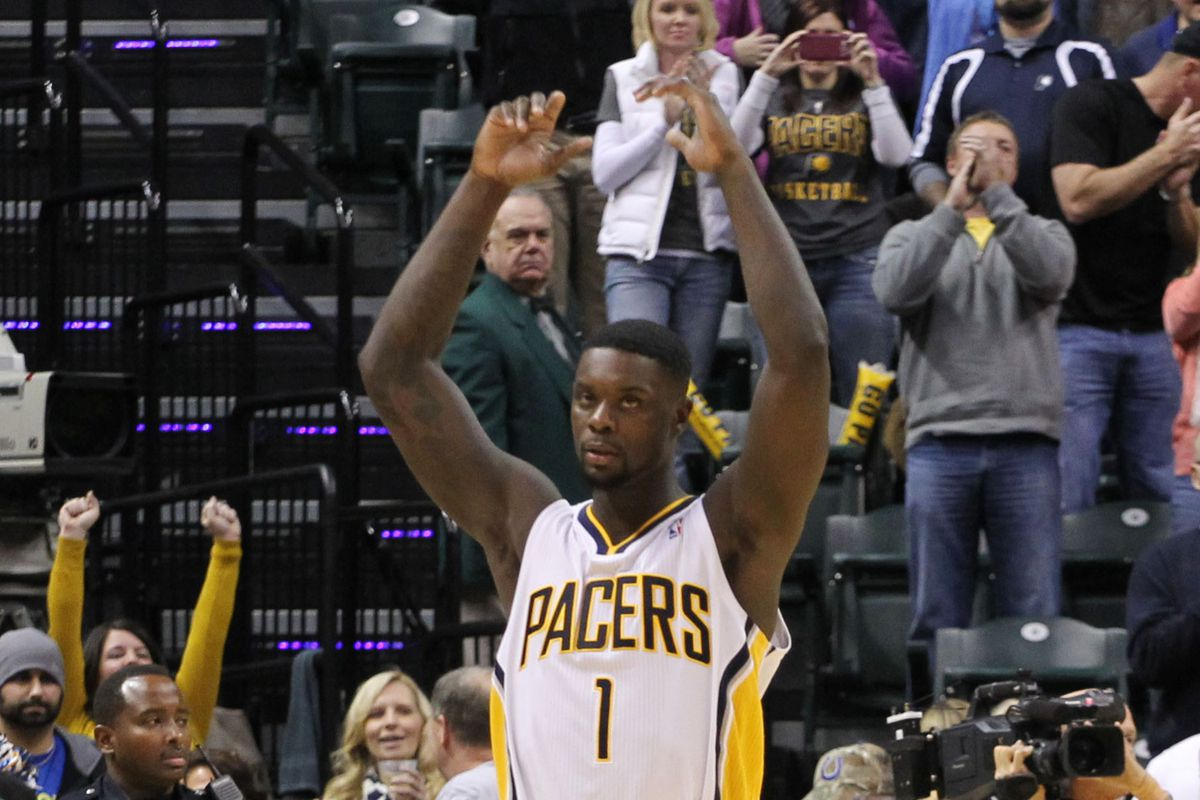 64959b48858 Bee stings  Hornets  interest in Lance Stephenson may or may not be serious