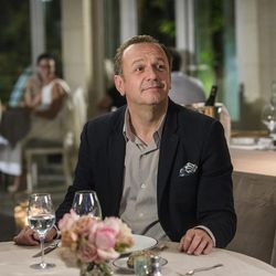 """Arnaud Viard as Jacques Clement in """"Paris Can Wait."""""""