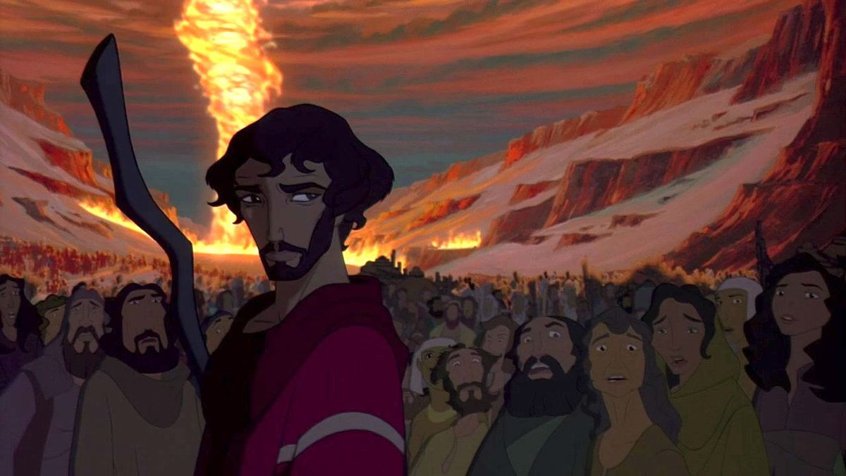 The Prince of Egypt - Moses and his people