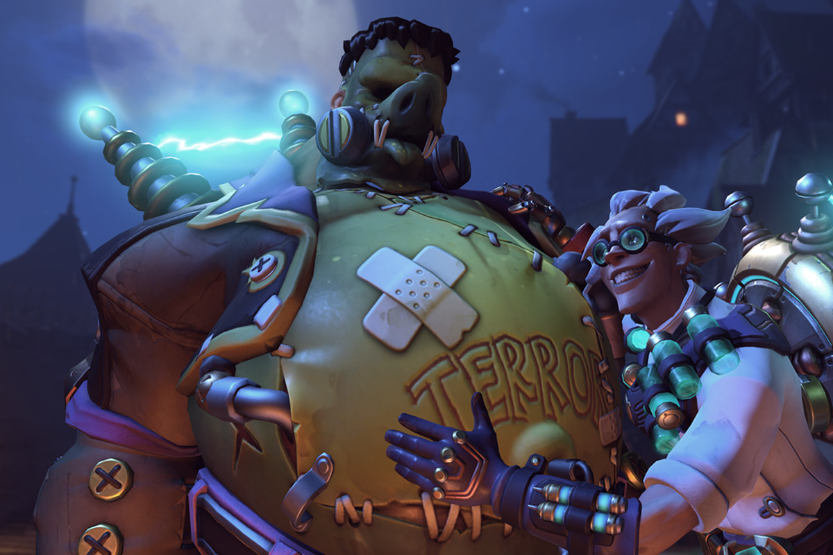 overwatch halloween costumes are hitting store shelves - heroes