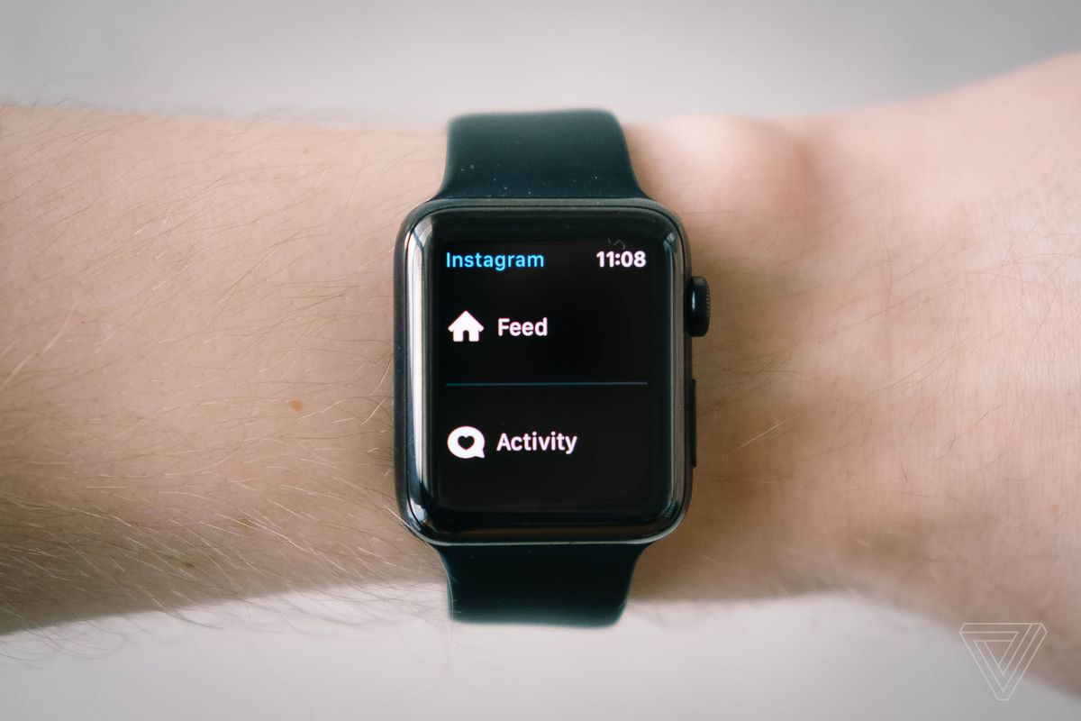 Instagram abandons its Apple Watch app - The Verge