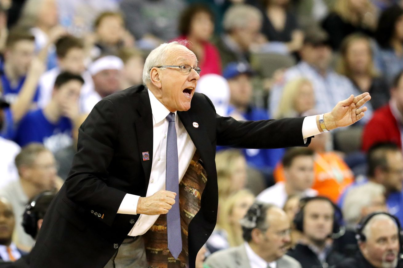 Jim Boeheim And Greensboro May Be Ending The Feud Scacchoops Com