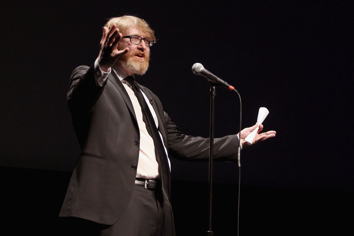 "chuck klosterman a writer This week on ""state of wonder,"" we bring you the second show we recorded live  at wordstock, this time with culture writer chuck klosterman,."