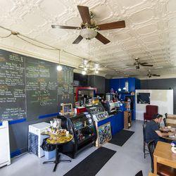 Cafe Bellou in Ukrainian Village. | Tyler LaRiviere/Sun-Times