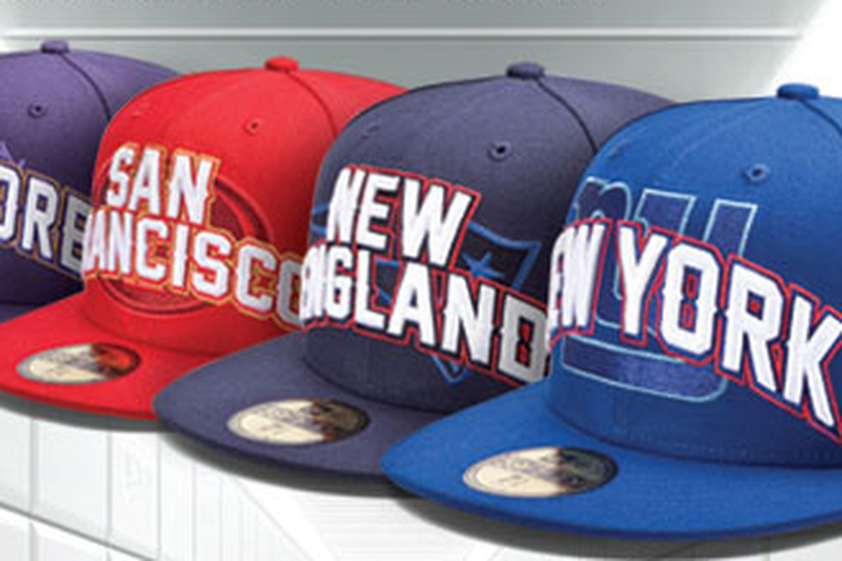 New Era Unveils 2012 NFL Draft Hats - SBNation.com e7a0c8fda50