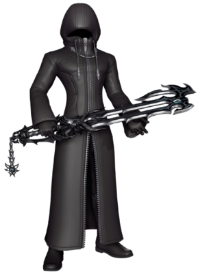 Luxu from Kingdom Hearts