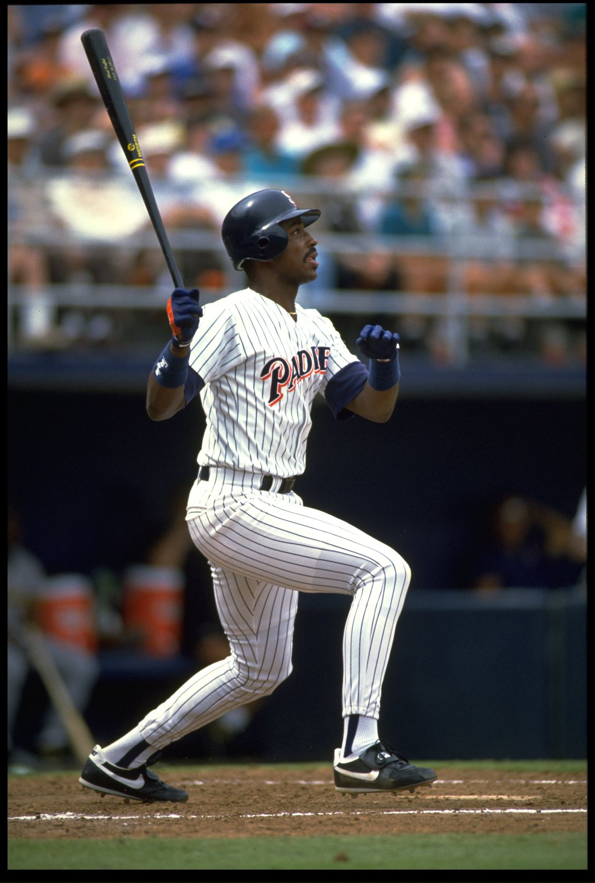McGriff in a Padres Uni