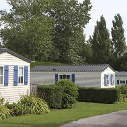 Home prices have gone up, and wages have stagnated. Home ownership — the cornerstone of the American dream — is flagging. Enter the manufactured home. It's half the cost, and it may be the new ticket to the American Dream.