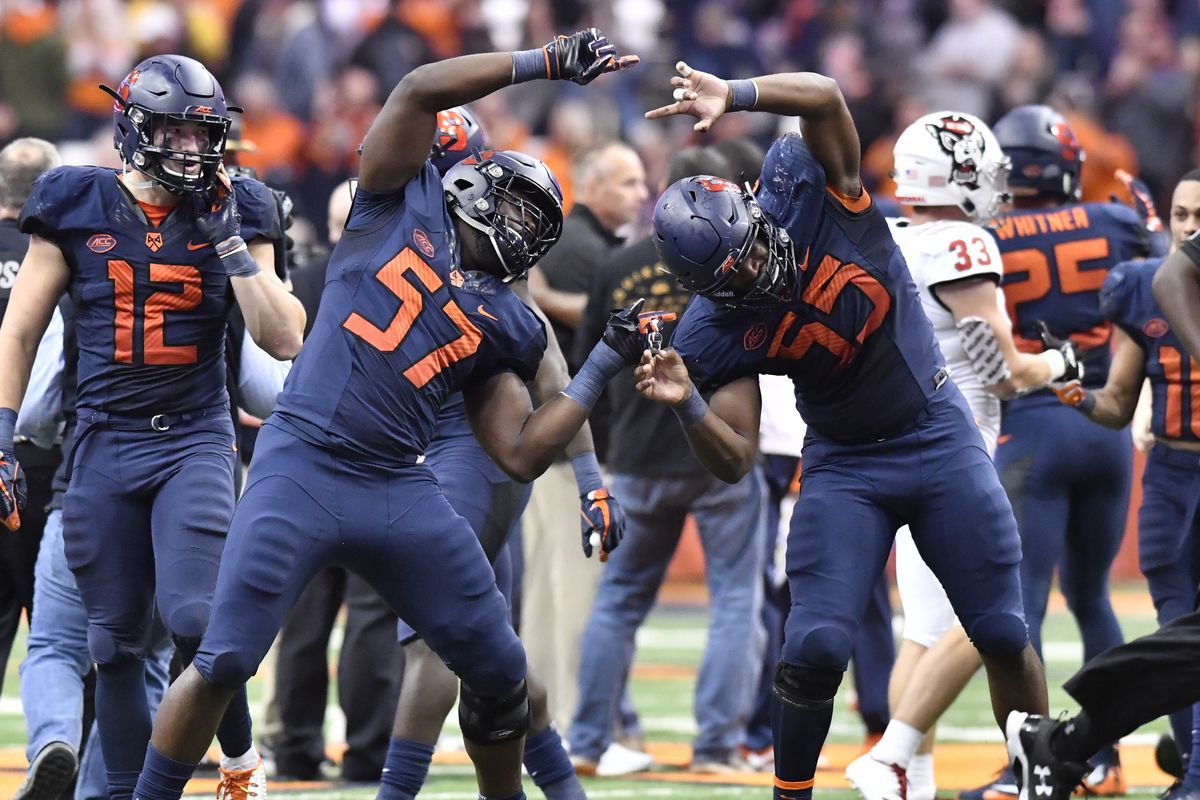 Syracuse Orange Move Up To 12th In College Football Playoff Rankings