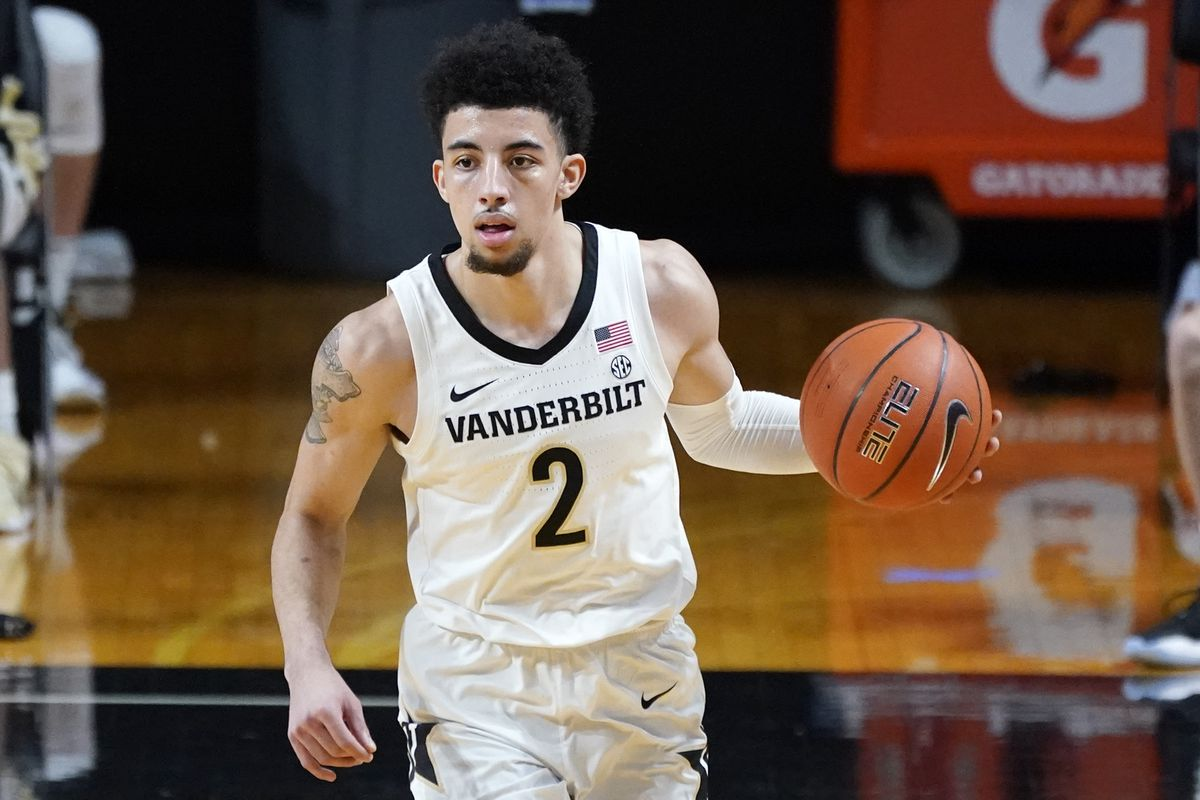 """""""[Vanderbilt coach Jerry Stackhouse] tells me what the team needs, making sure everyone gets the ball,"""" Scotty Pippen Jr. said. """"But my dad, he tells me little things like, 'Running up and down the court you don't look like you're in shape.' ... So I get critique on both ends. I'm used to it now."""""""