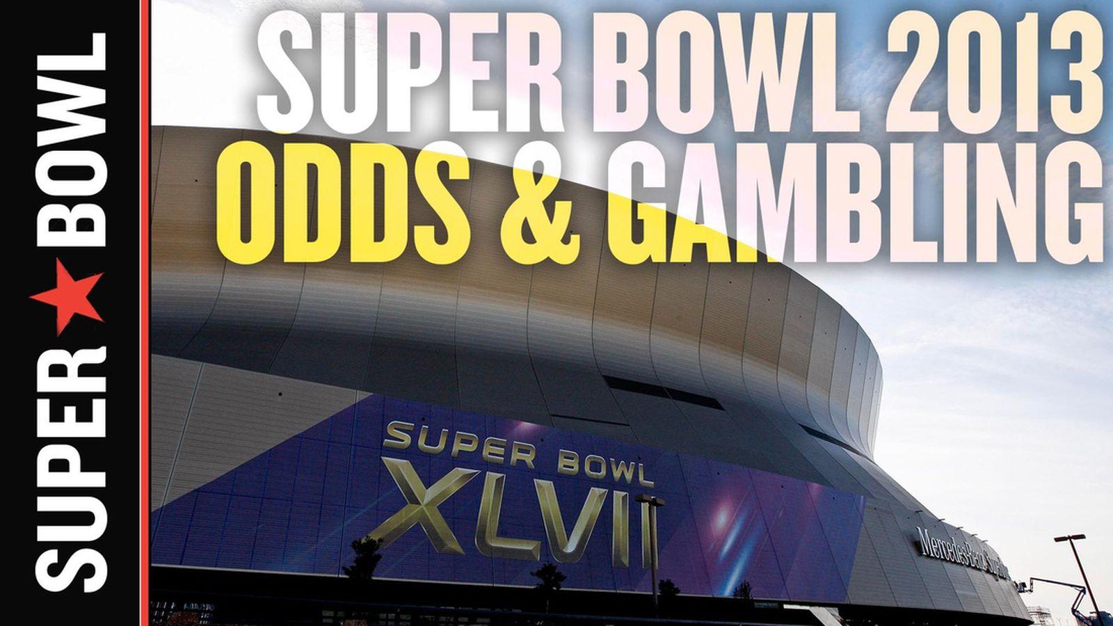 Super Bowl Odds 2013: Every Bet Imaginable - Baltimore Beatdown