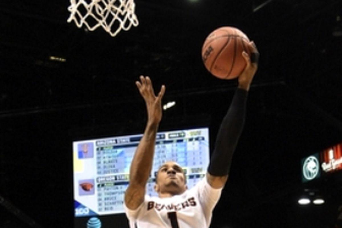 Gary Payton II has taken Oregon State back to the NCAA Tournament.