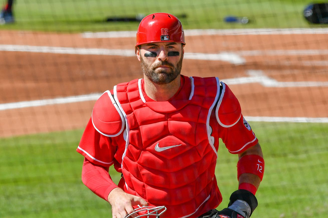 MLB: SEP 30 NL Wild Card Series - Reds at Braves