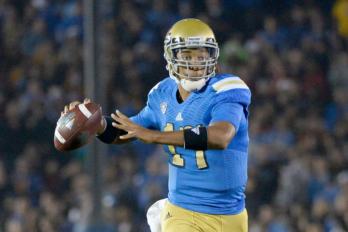 QB Brett Hundley and the Bruins are one win away from a berth in the Pac-12 Championship
