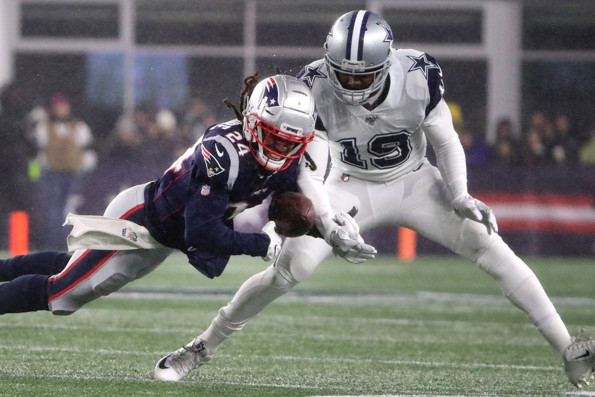 Stephon Gilmore Continues Outstanding Season By Erasing