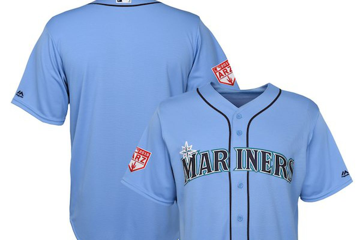 7377ad3b5d42 The Seattle Mariners are getting a new uniform look for spring ...