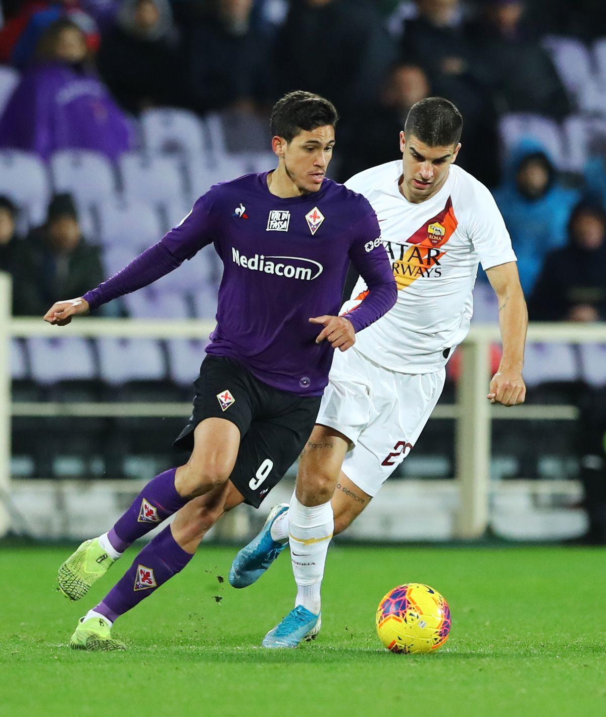 Ac Fiorentina v AS Roma - Serie A