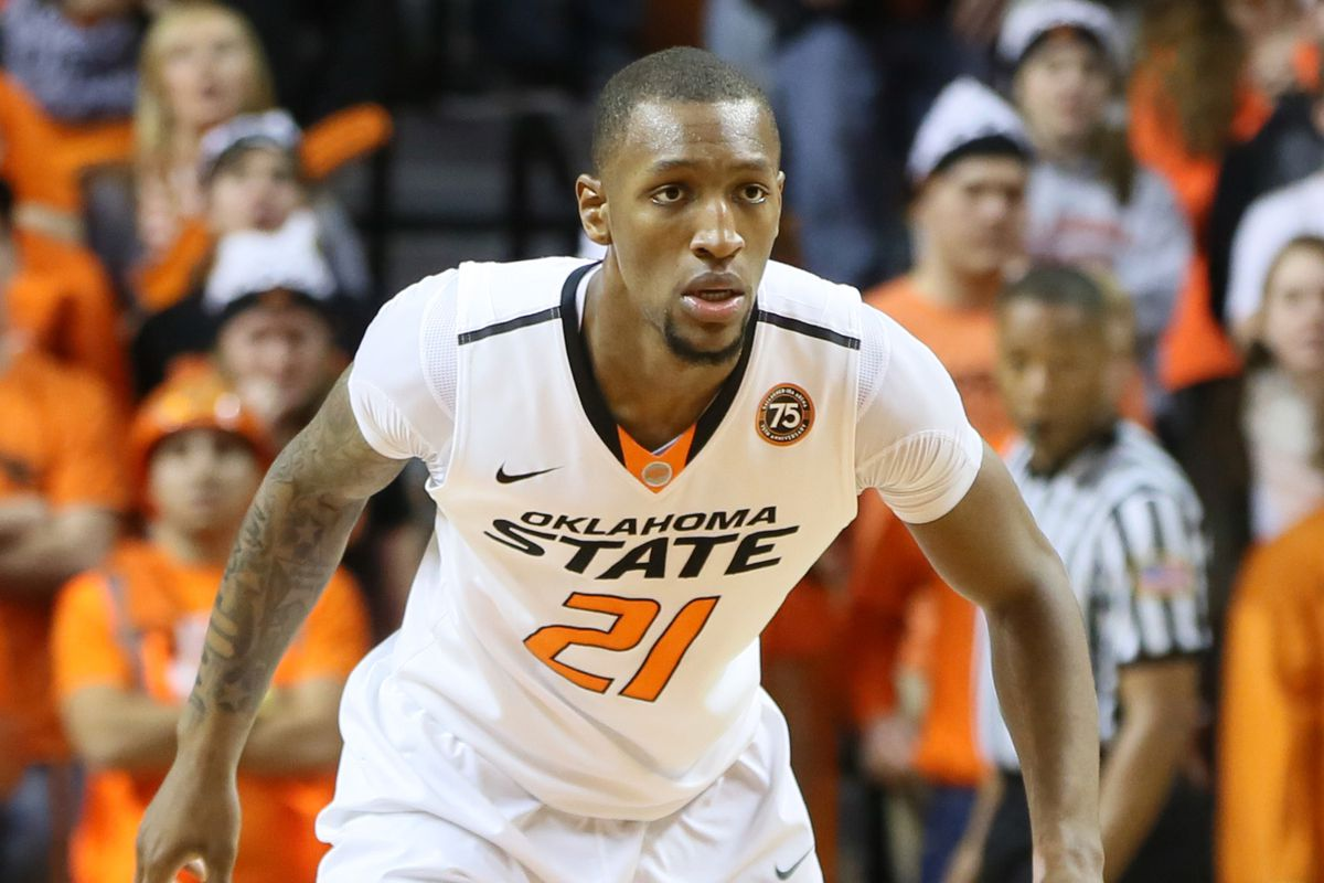 The Miami Hurricanes are in the final 2 for forward Kamari Murphy who is transferring from Oklahoma State