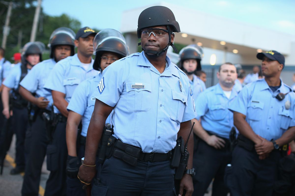 Ferguson Police Group