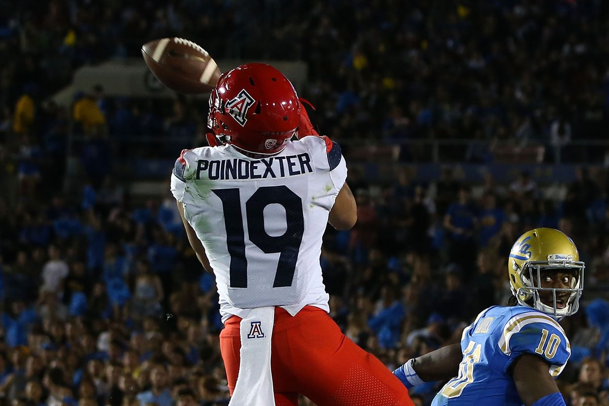 best service 3a437 aa92b 3 former Arizona Wildcats players sign first NFL contracts ...