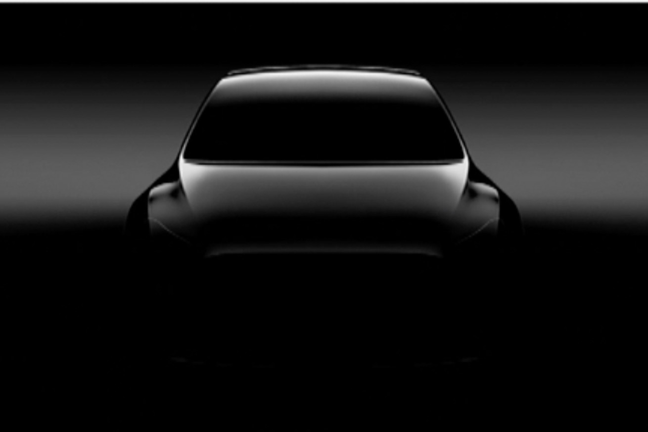 tesla s model y crossover is ready for production elon musk says
