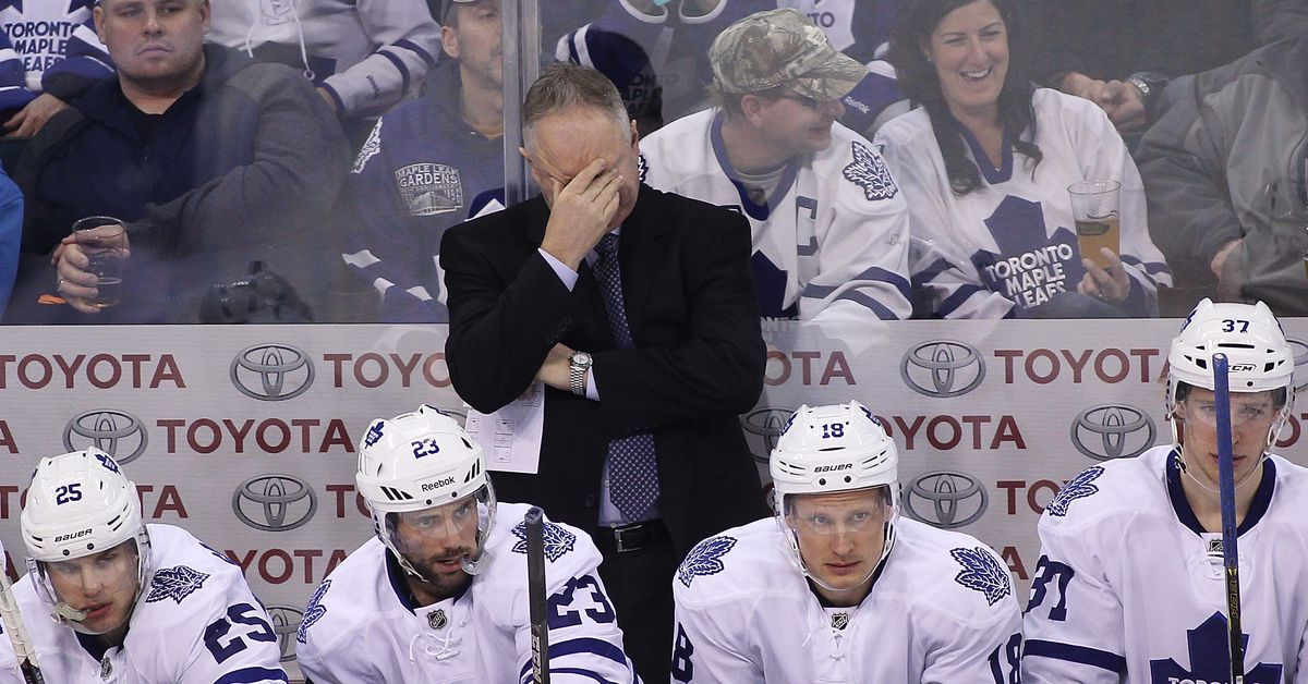 Randy Carlyle Thought Hot Brains Caused Concussions In The Nhl What