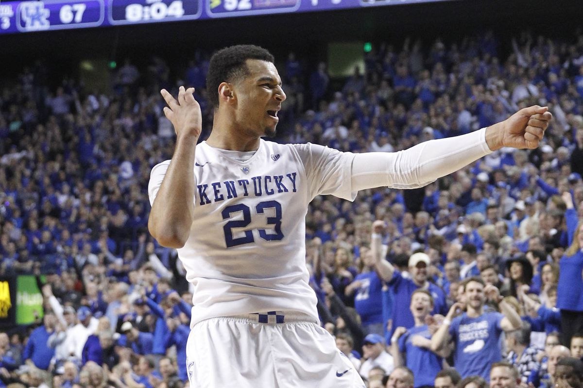 Kentucky Wildcats: Jamal Murray 2016 NBA Draft Profile - A ...