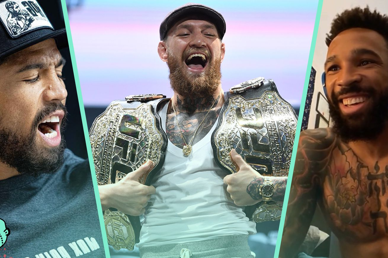 Video: Fighters React To McGregor's Wildest Moments