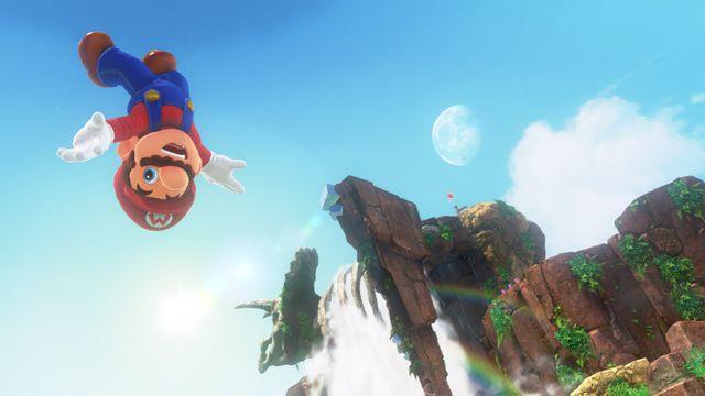 <em>Super Mario Odyssey</em>