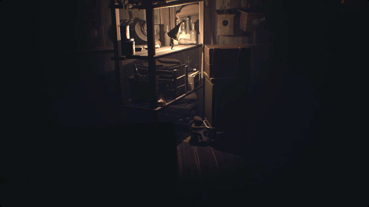 Little Nightmares 2 Nome hat location