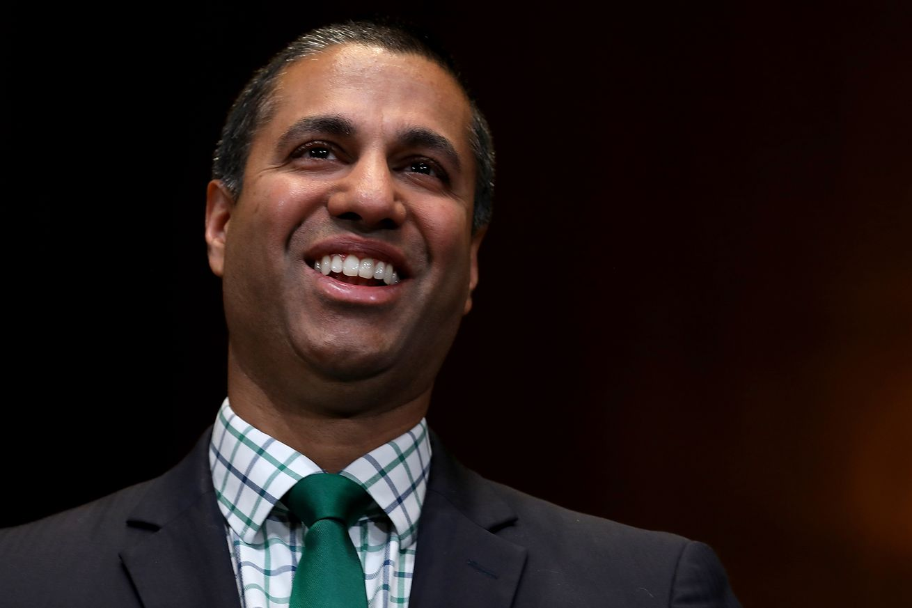 fcc chairman says california s net neutrality bill is egregious and illegal