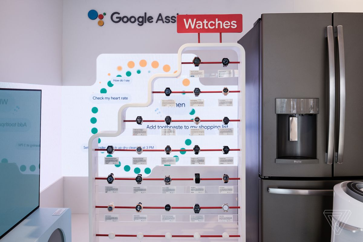 Exhibition Booth Assistant : Google s ces exhibit is meant to indoctrinate you in the