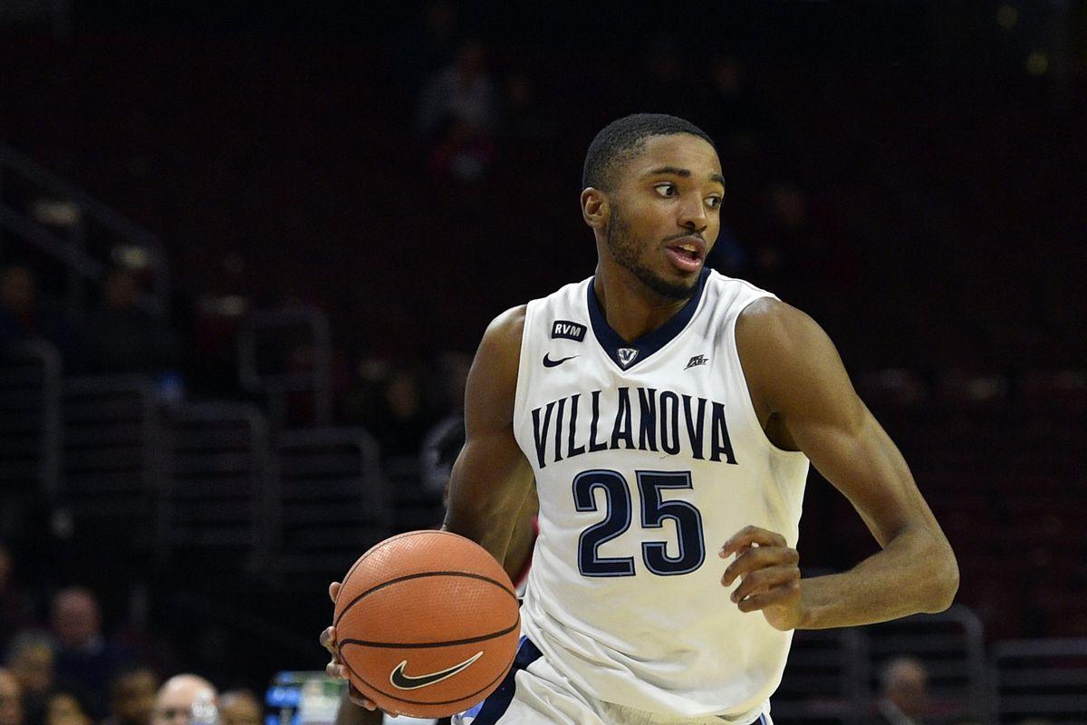 NCAA Basketball: Nicholls State at Villanova