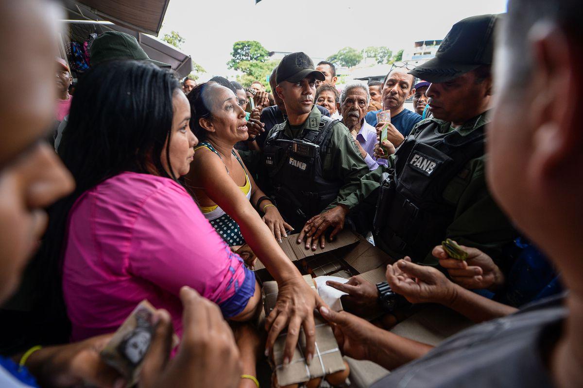 Venezuela's economic crisis is so dire that most people ...