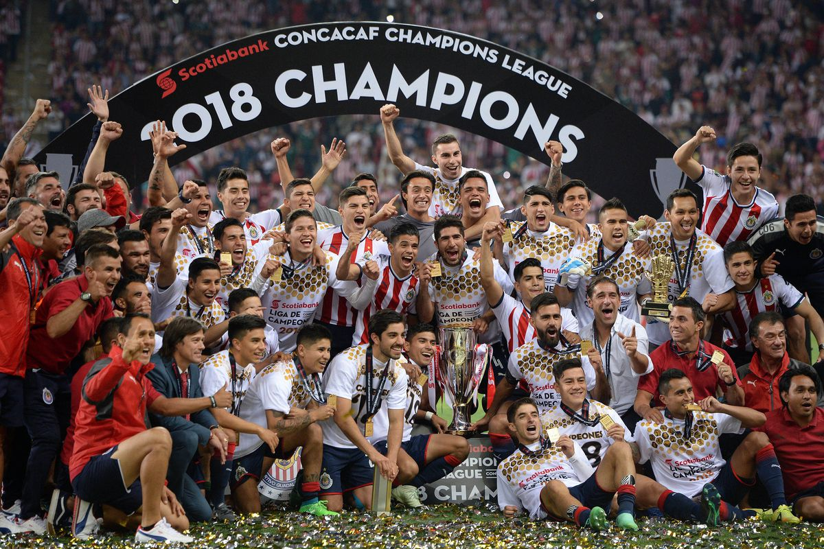 How To Watch 2019 Concacaf Champions League Draw Start Time And