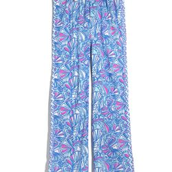 'My Fans' palazzo pants,  $28, 2-18, 14W-26W (plus-size online only)