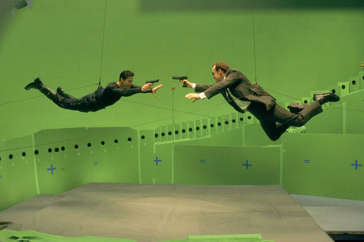 The Matrix Is Getting A Remake That's According To The Hollywood Reporter,  Which Says That Warner Bros Is In The Early Stages Of Developing A  Rebooted