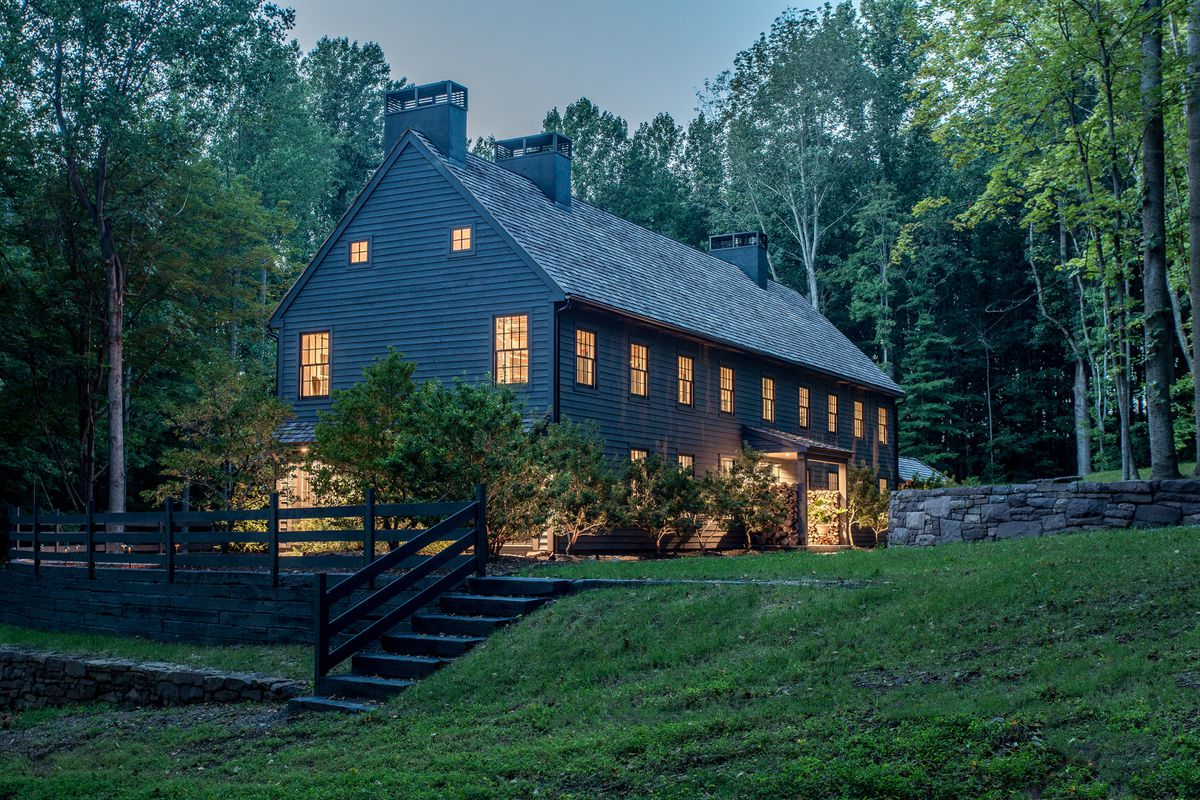 Modern Farmhouse On Seven Bucolic Acres Asks 3m Curbed