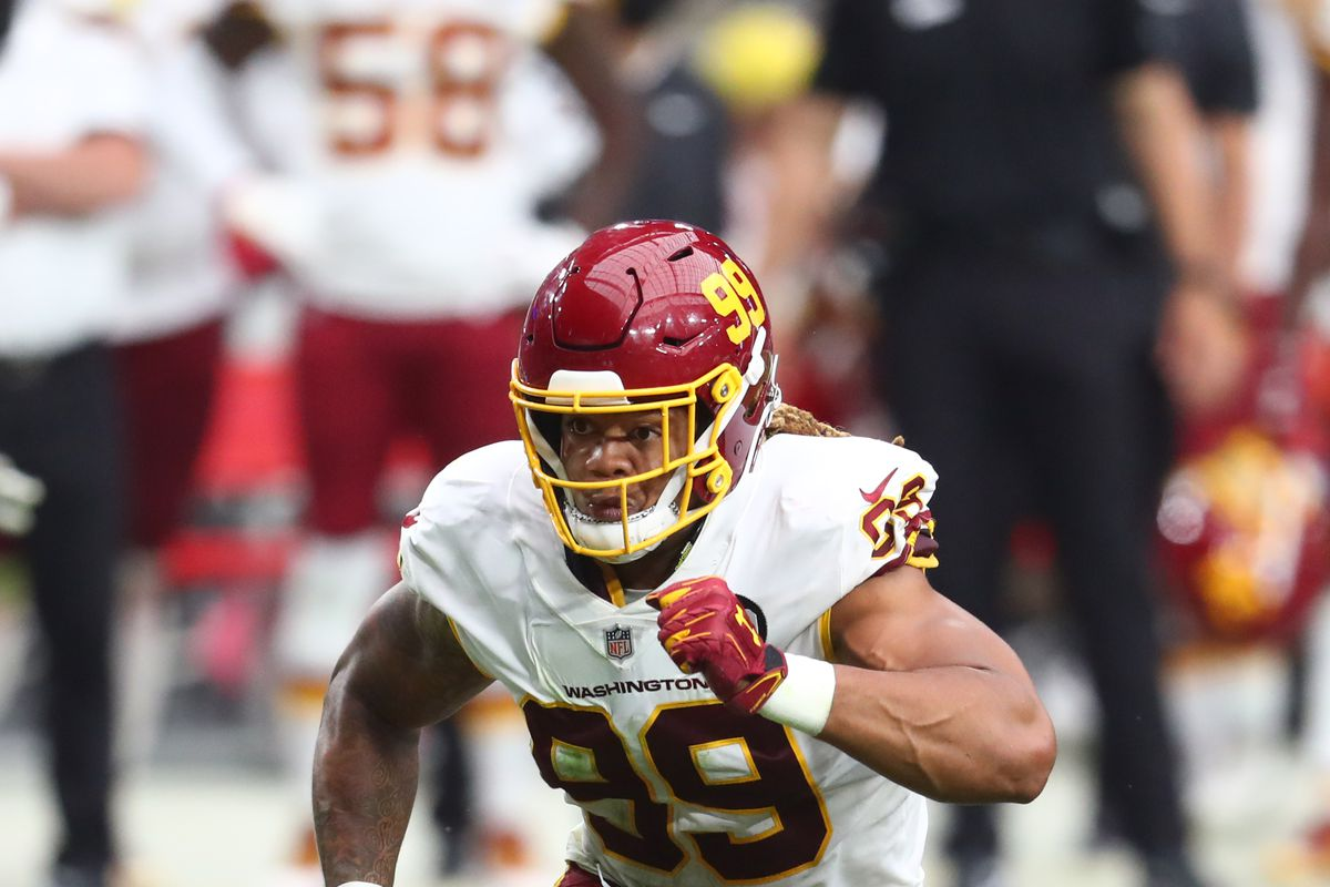 Washington Injury Update Chase Young And Matt Ioannidis Ruled Out Vs Browns Hogs Haven
