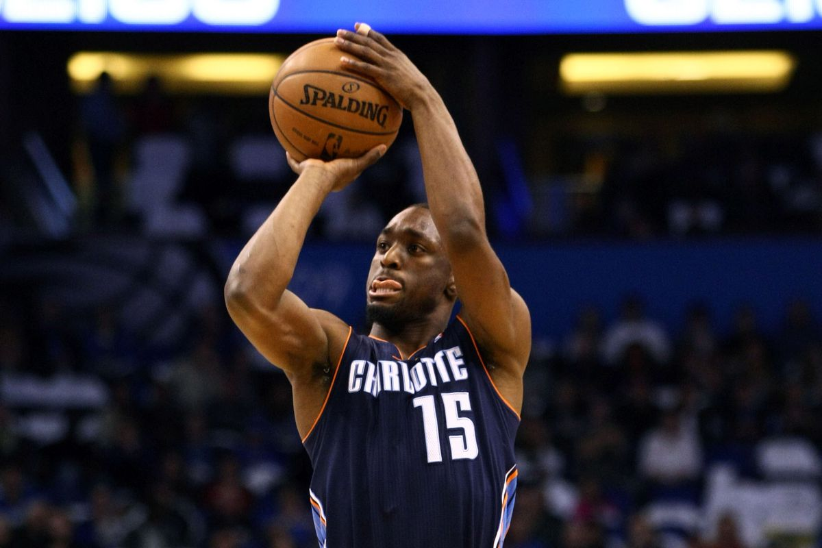 Kemba Walker led the Bobcats to victory tonight with 25 points.