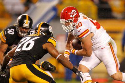 Kansas City Chiefs v Pittsburgh Steelers