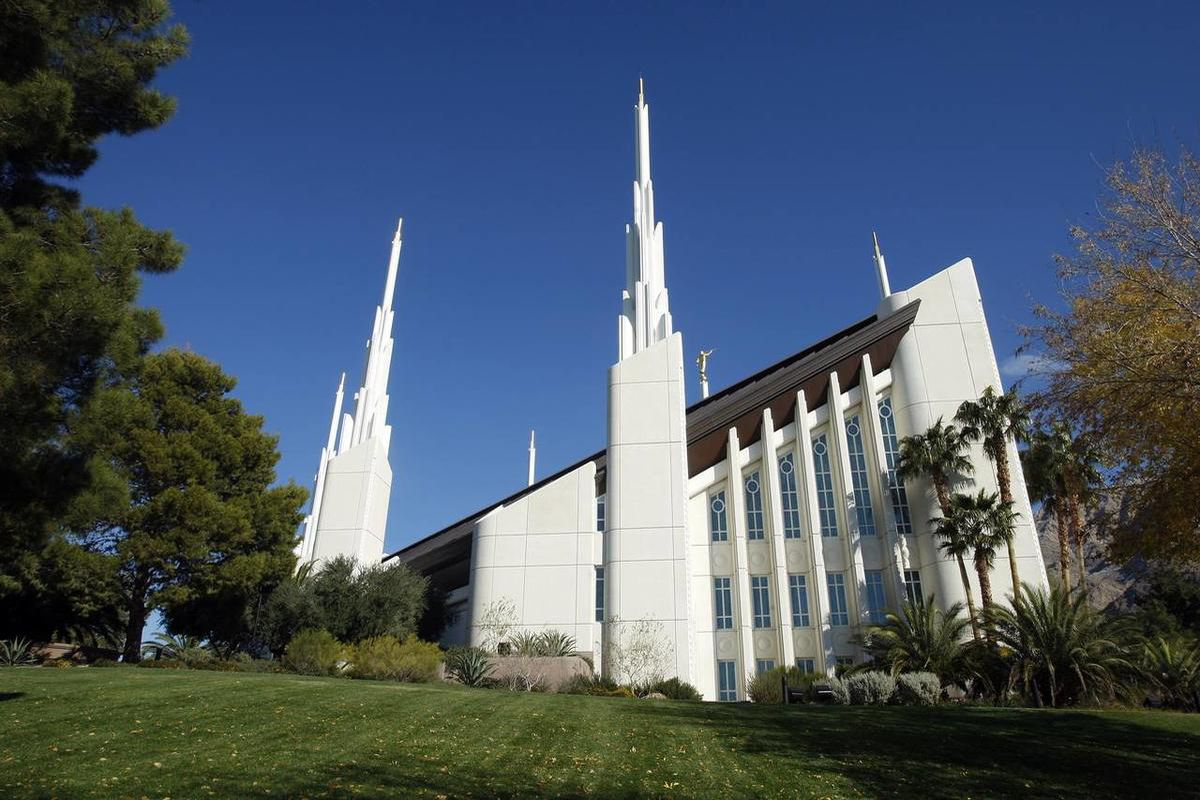Son of judge killed himself in Las Vegas LDS temple