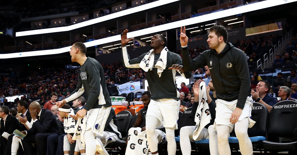 The Mavericks were quiet at the trade deadline and that's OK